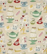Made to Measure Afternoon Tea Fabric / Linen