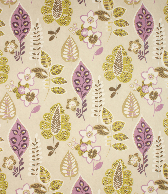 Folia Fabric / Mulberry