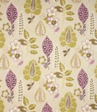 Made to Measure Folia Fabric / Mulberry