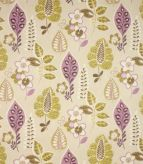 Folia / Mulberry Fabric