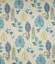 Made to Measure Folia Fabric / Vintage Blue