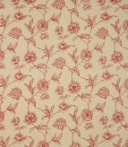 Fulbrook Linen / Red Fabric