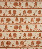 Cairngorms Fabric / Rust