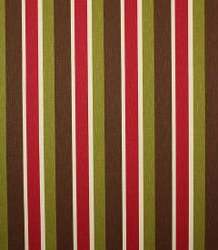 Masami Stripe / Passion Fabric Remnant