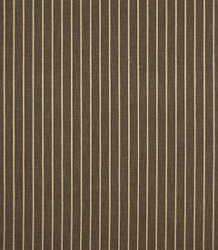 Mendip Stripe / Charcoal Fabric Remnant