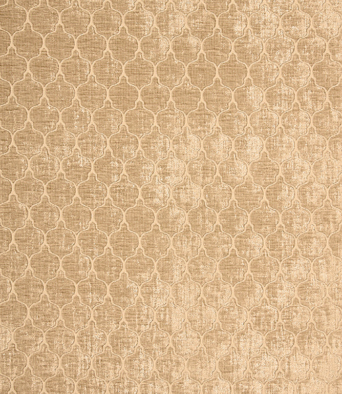 Voyage Decoration Tabriz Clear Fabric / Fawn