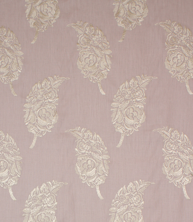 Voyage Decoration Wakehurst Fabric / Soft Violet