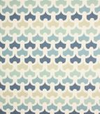 Pembury Fabric / Colonial Blue
