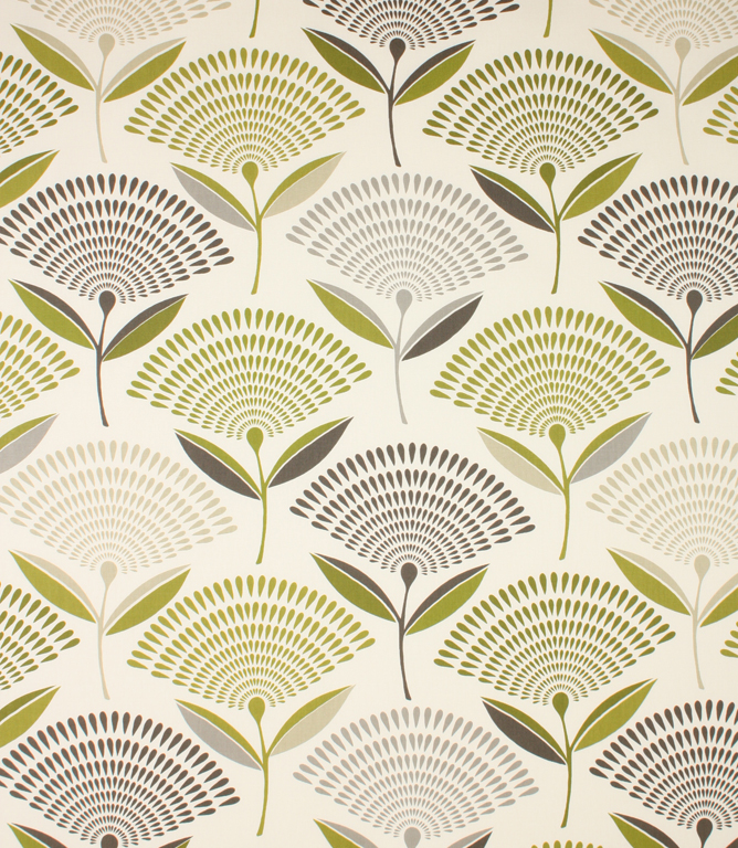 Dandelion Fabric / Eucalyptus