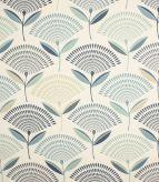 Dandelion Fabric / Colonial Blue