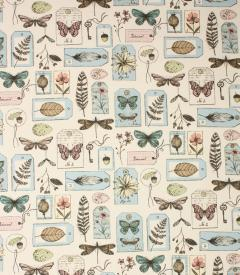 Wildlife Fabric / Mineral