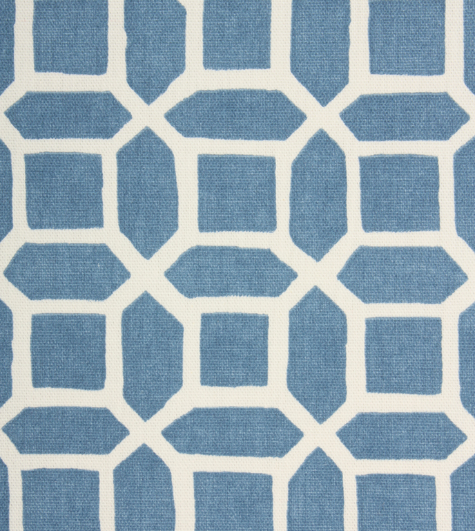 Bromley Fabric / Vintage Blue