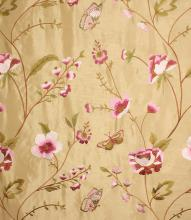 Made to Measure Voyage Decoration Alondra Fabric / Pink / Gold