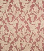 Glencoe Fabric / Raspberry