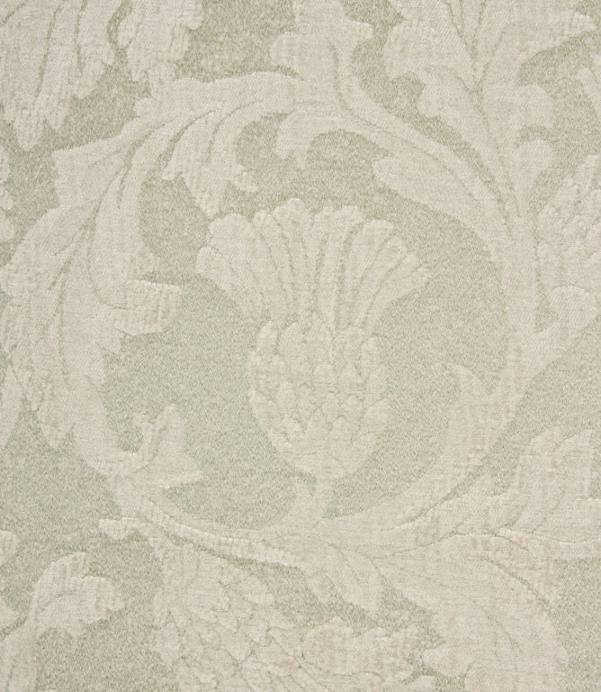 Voyage Decoration Glencoe Fabric / Lichen