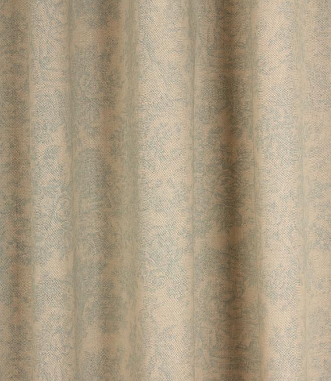 Zen Toile Fabric / Blue