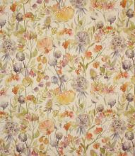 Made to Measure Voyage Decoration Autumn Floral Fabric / Linen