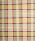 Munro Check Fabric / Vintage