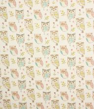 Made to Measure Hoot Owl Fabric / Sage