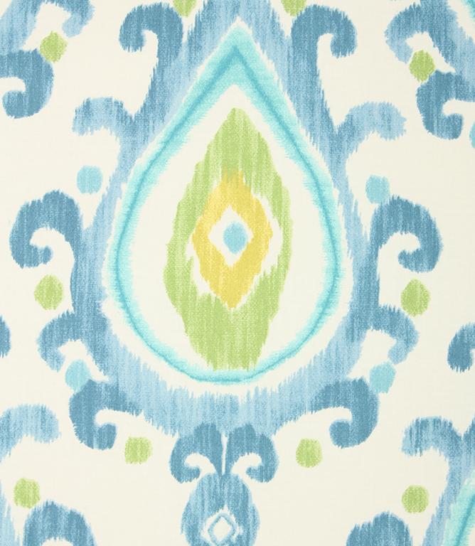 Saki Fabric Porcelain Just Fabrics