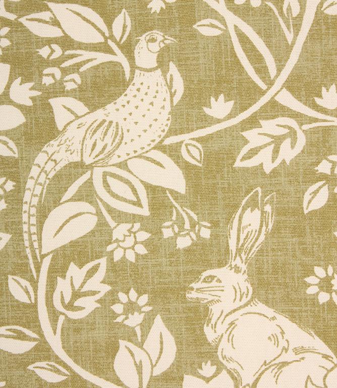 Heathland Fabric / Moss
