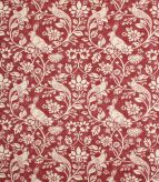 Heathland Fabric / Rouge