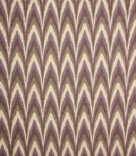 Made to Measure Voyage Decoration Lausha Fabric / Grape