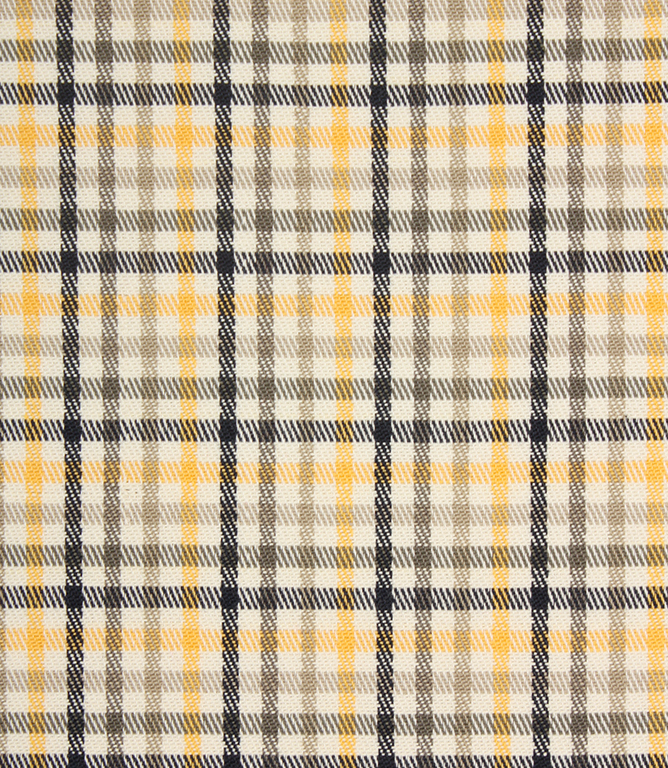 Denver Check Fabric / Eagle