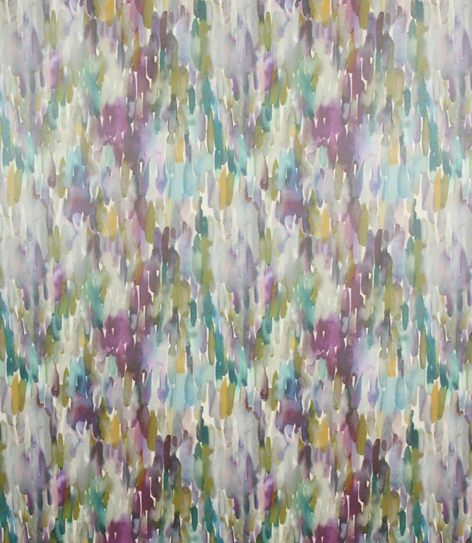 Voyage Decoration PVC Azima Fabric / Indigo