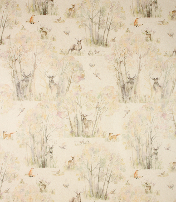 Voyage Maison Enchanted Forest PVC Fabric / Linen