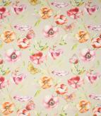 Voyage Decoration Farfalla Fabric Plum Just Fabrics