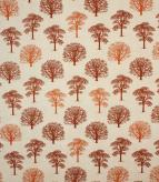 Wood Fabric / Terracotta