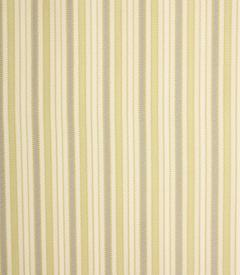 Emily Stripe Fabric / Green