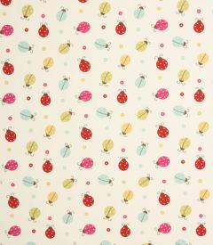 Ladybird Fabric / Multi