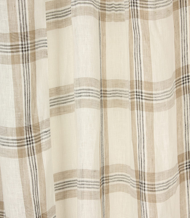 Voyage Decoration Aston Voile Fabric / Charcoal