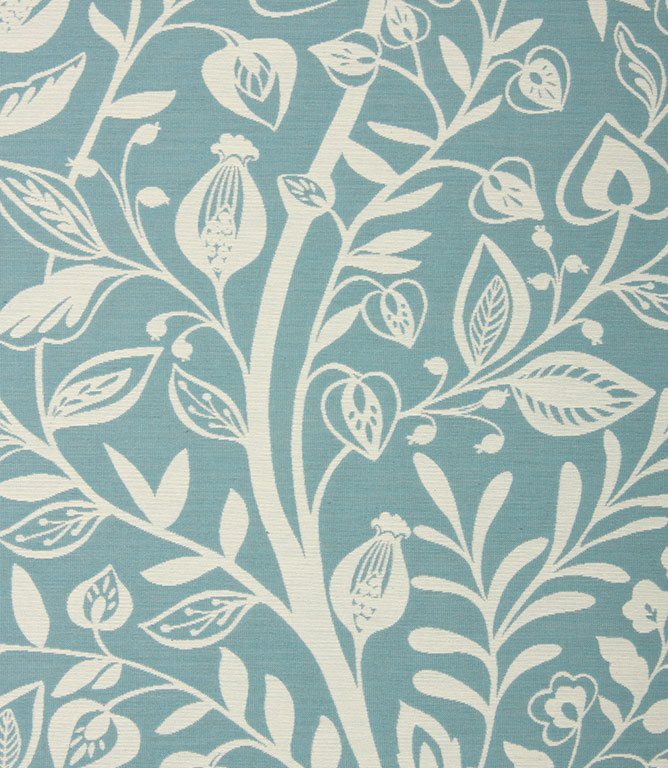 Voyage Decoration Wisley Fabric / Sky