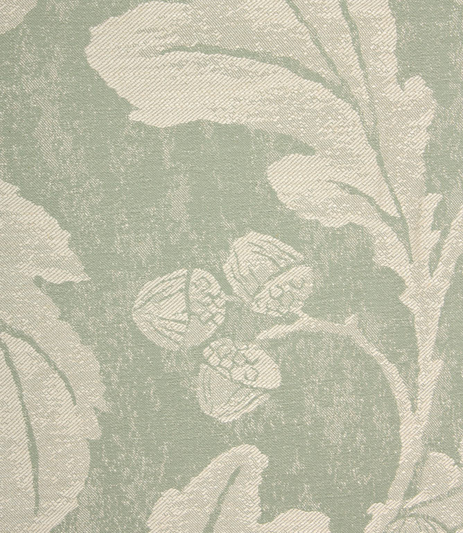 Voyage Decoration Dunrobin Fabric / Mint