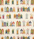 Beach Hut / Neopolitan Fabric