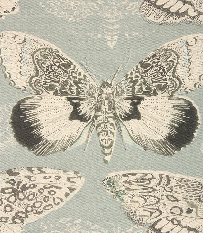Voyage Maison Nocturnal Fabric / Sea Thistle