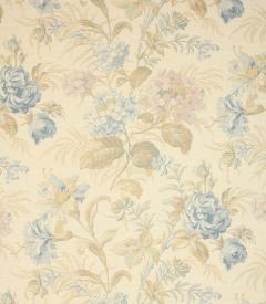 Victoria Fabric / Powder Blue