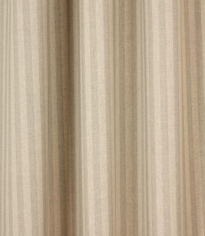 Vintage Stripe Fabric / Grey