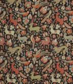 JF Tapestry Fabric / Black