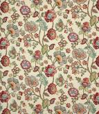 Norfolk Tapestry / Red Fabric