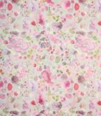 Sprinkles PVC Fabric / Raspberry
