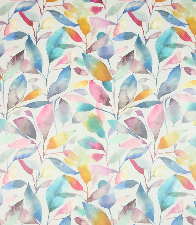 Voyage Decoration Brympton PVC Fabric / Lotus Cream