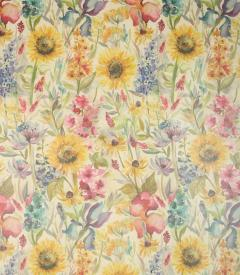 Sunflower PVC Fabric