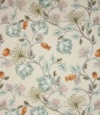 Parchment / Eau de nil Fabric