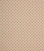 Spot Fabric / Red