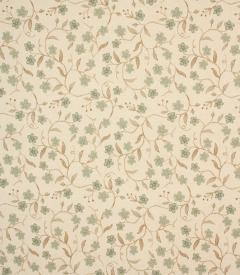 Tori  Fabric / Duck Egg Olive
