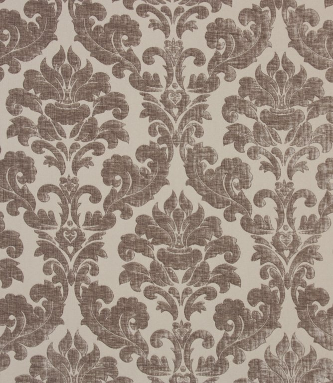 Voyage Decoration Lucilla Fabric / Silver